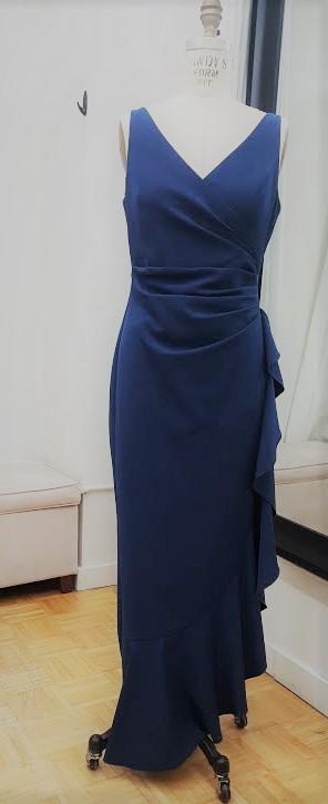 Mermaid Dress - Yanett Terrero