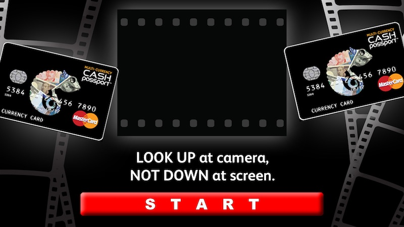Custom screen images