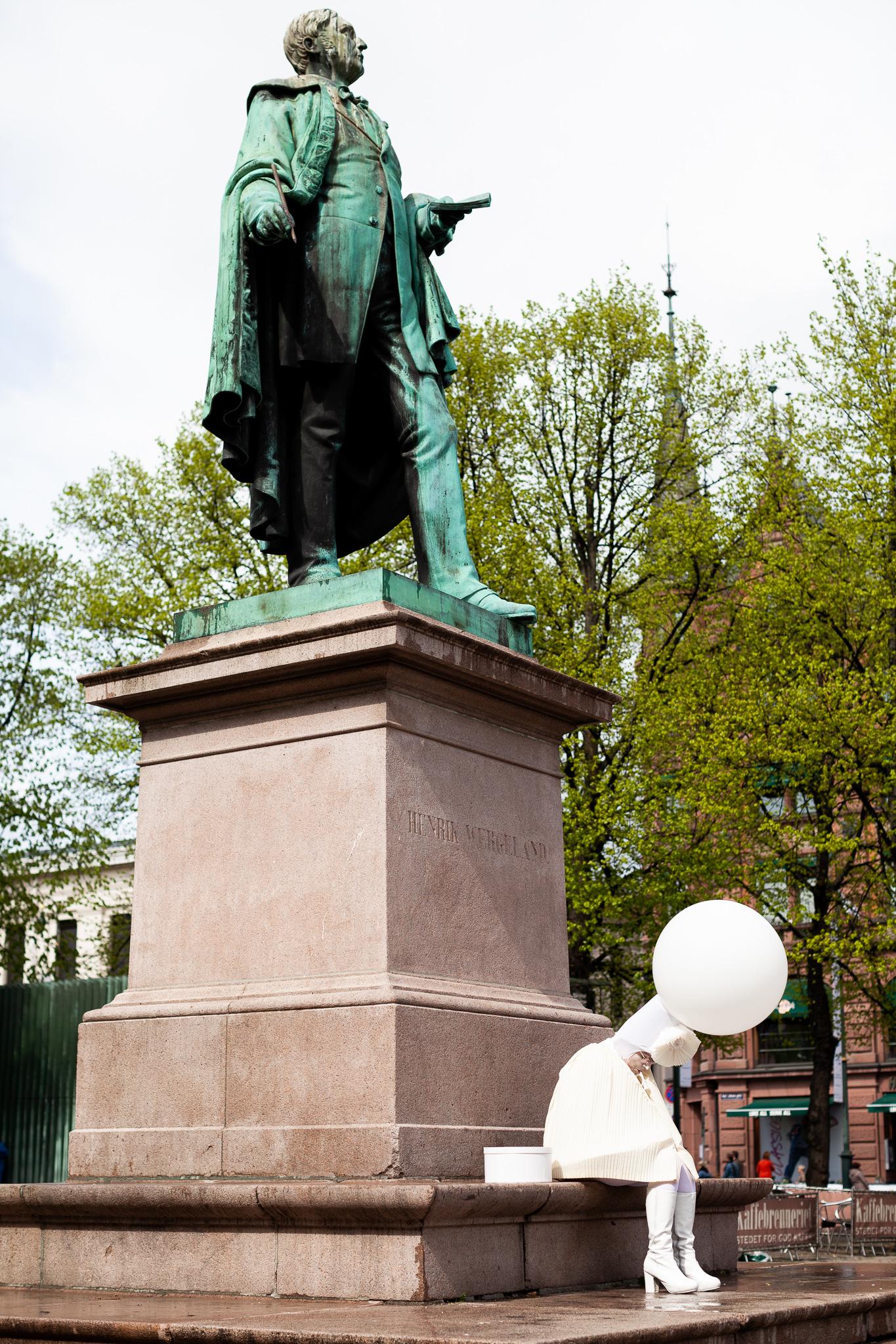 """Hanne B. Nystrøm, """"Kollektiv enhet"""""""