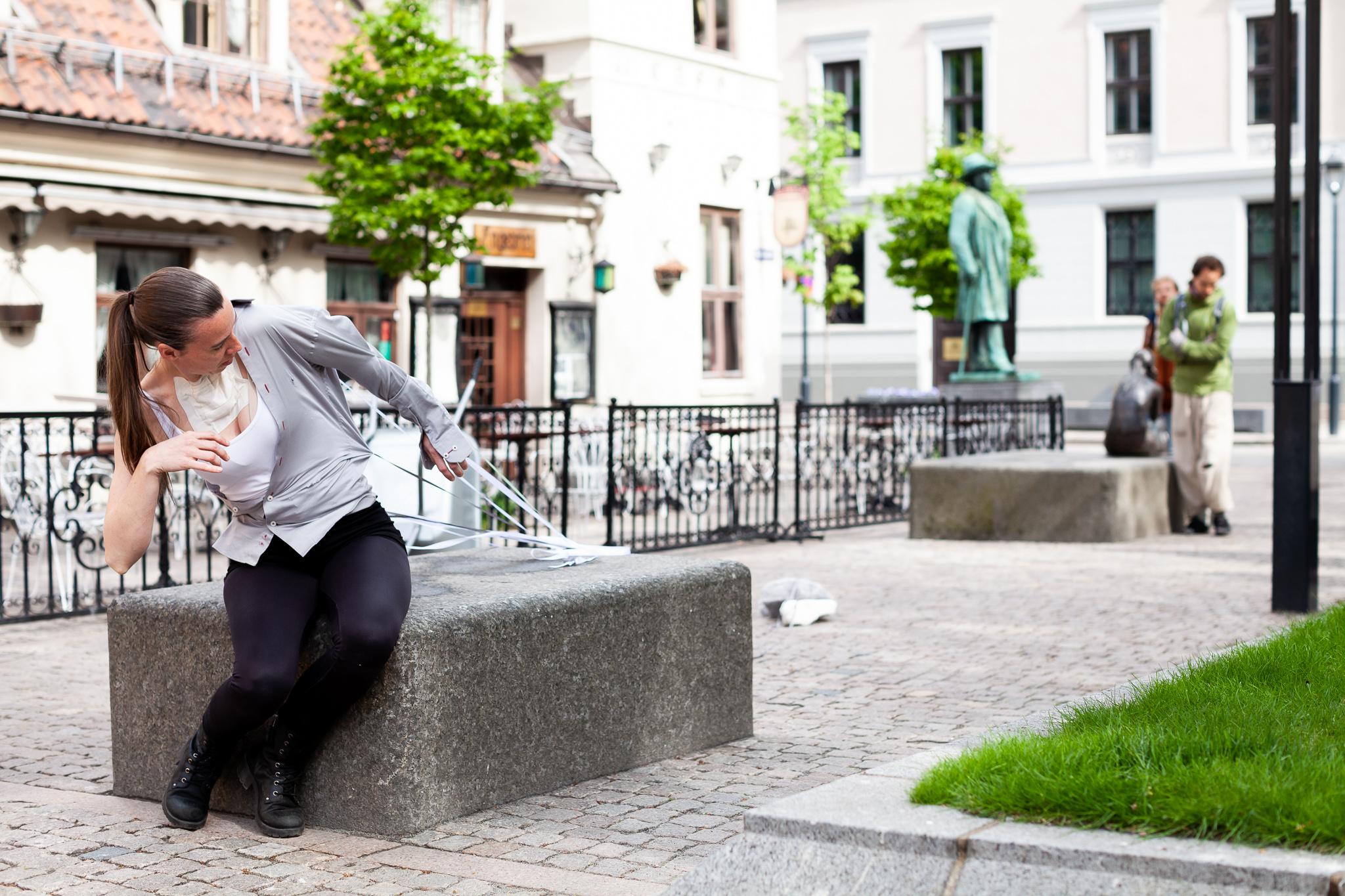 "Susanne Irene Fjørtoft, ""Nærvær"""