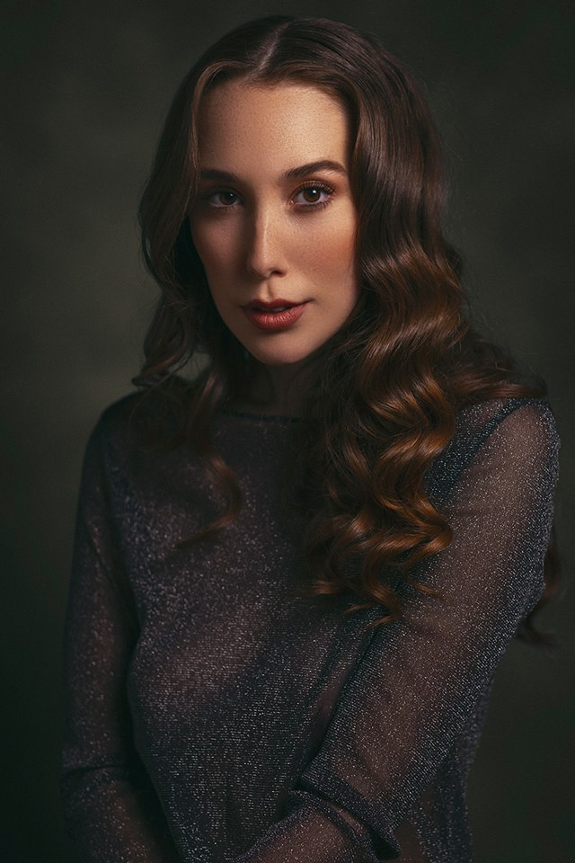 Model Willa Prescott