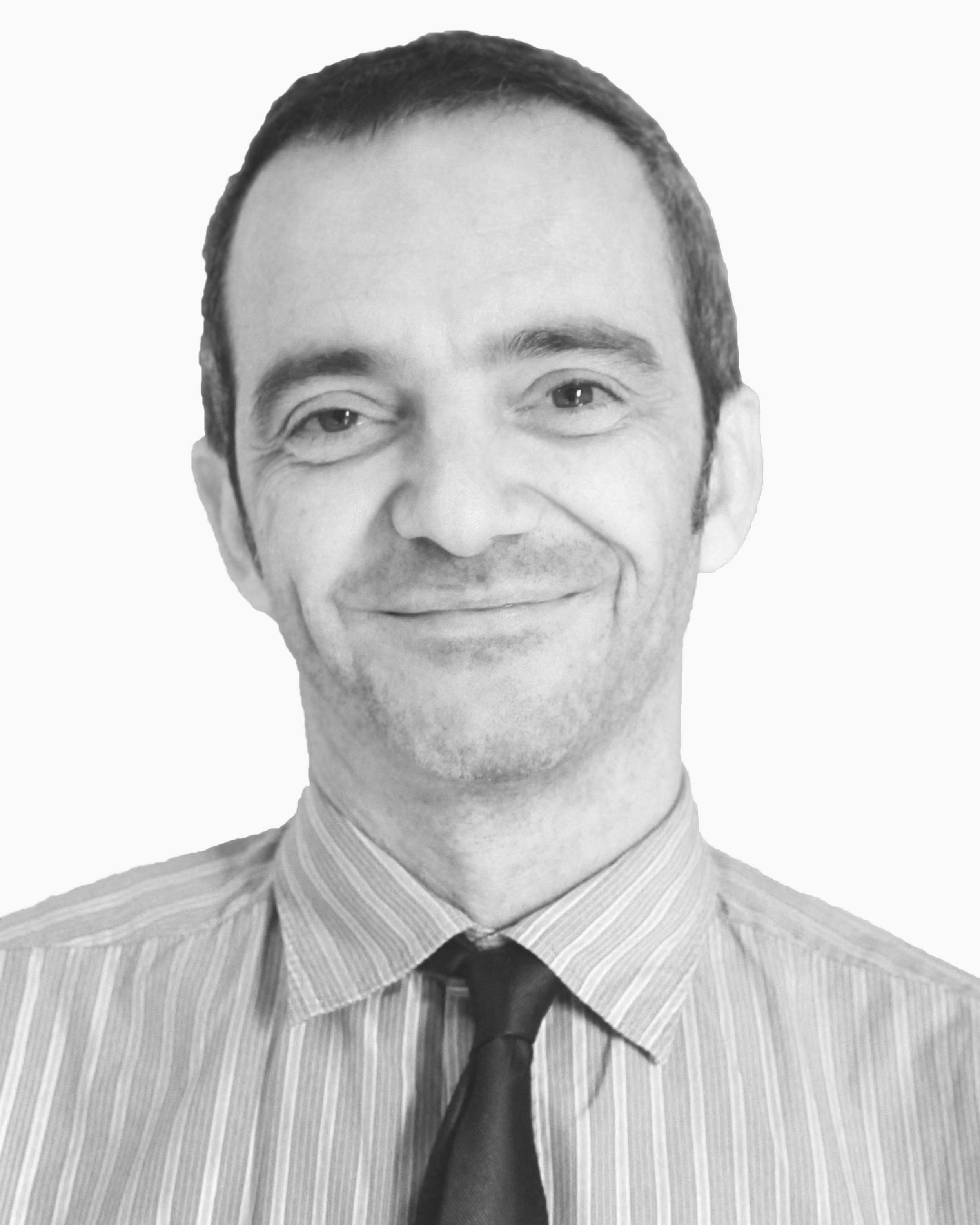 Andreu Gusi - Executive Director at the European Society for Blood and Marrow Transplantation (EBMT)