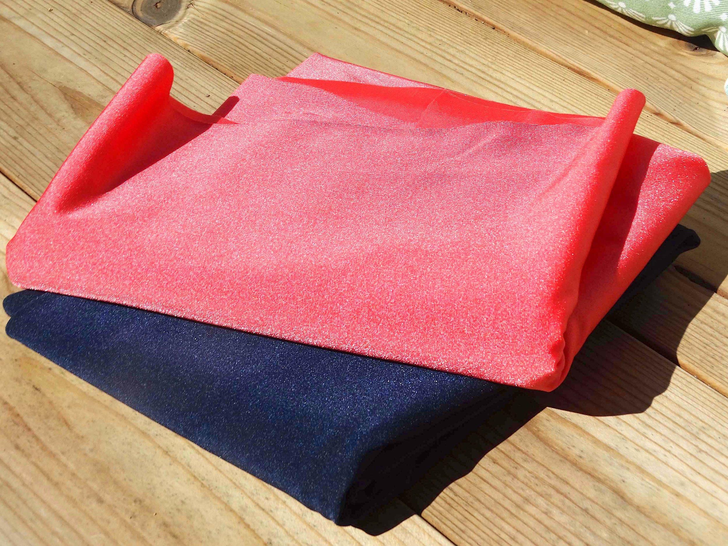 Jersey scintillants - 80% Polyamide20% ÉlasthanneLaize 150 cm