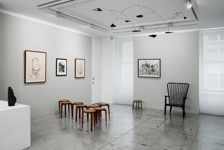 DOMESTICITY, Installation View, Jason McCoy Gallery, New York