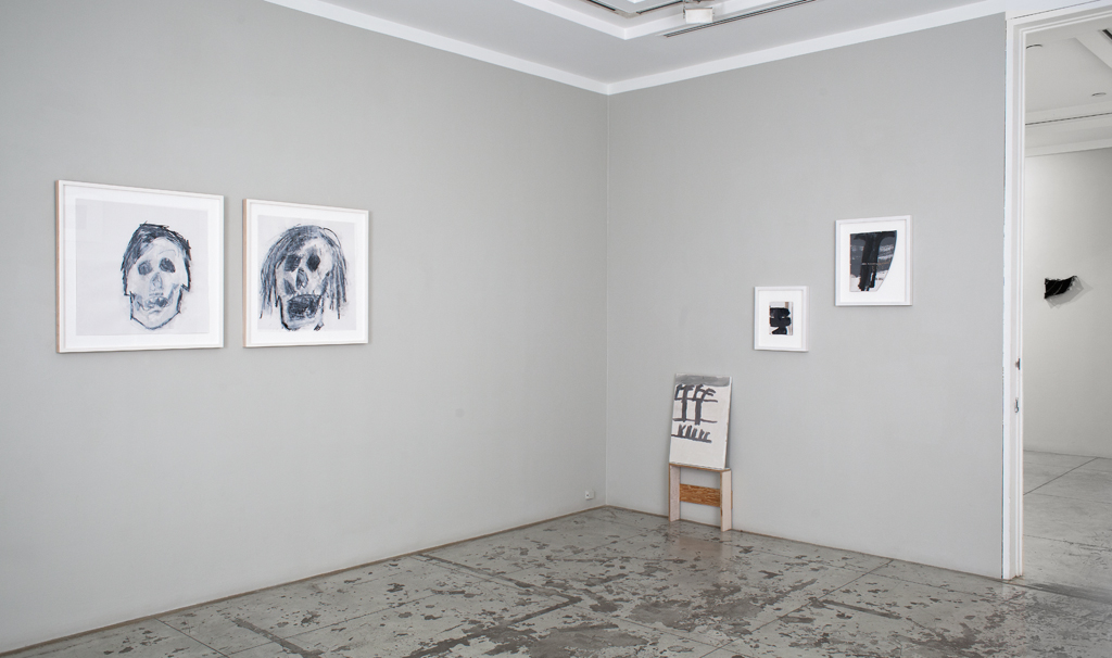 Black & White: Modern and Contemporary Positions , Installation view at Jason McCoy Gallery, 2016.