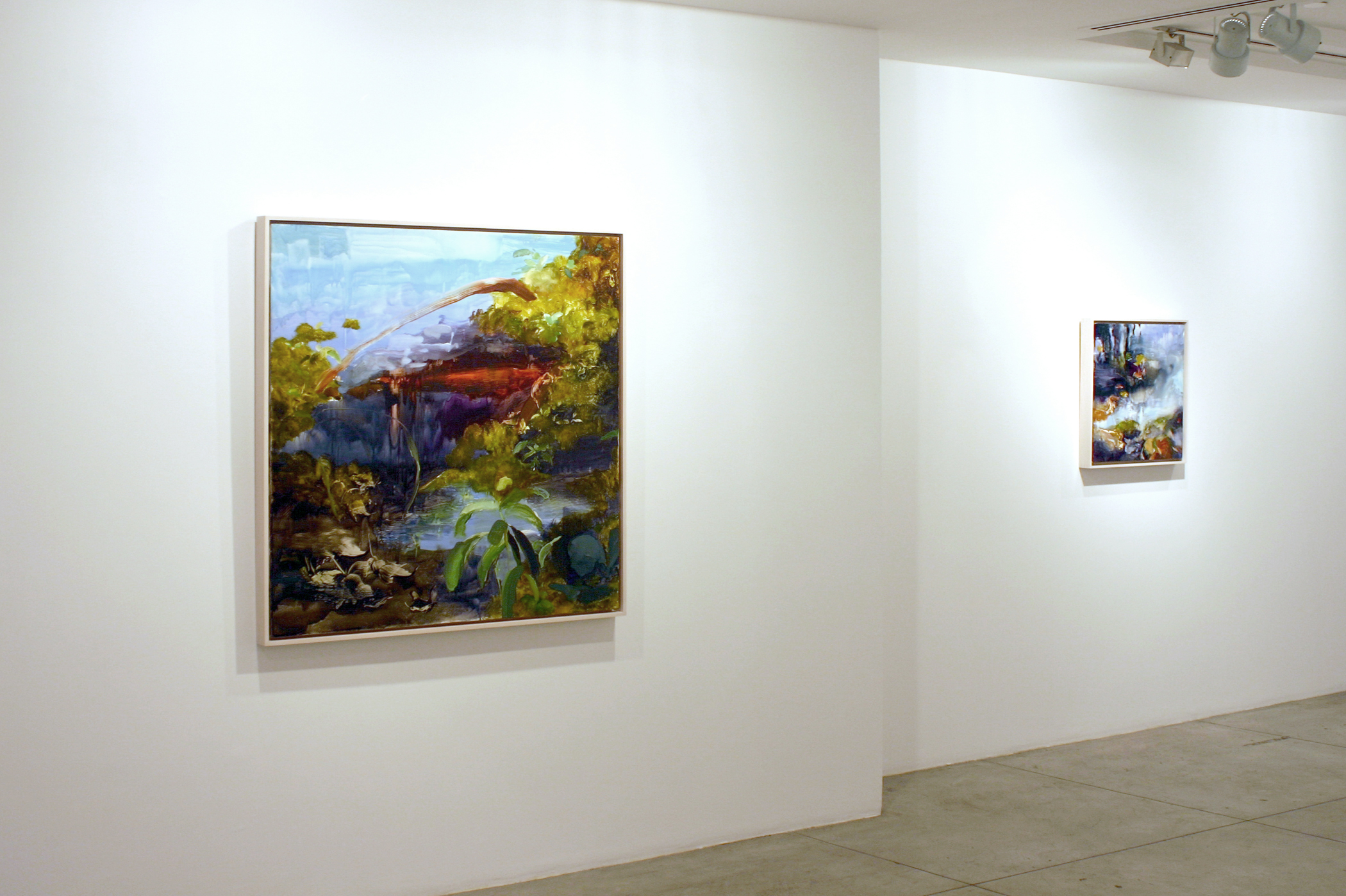 Ilana Manolson: Untitled , Installation View at Jason McCoy Gallery, 2009.
