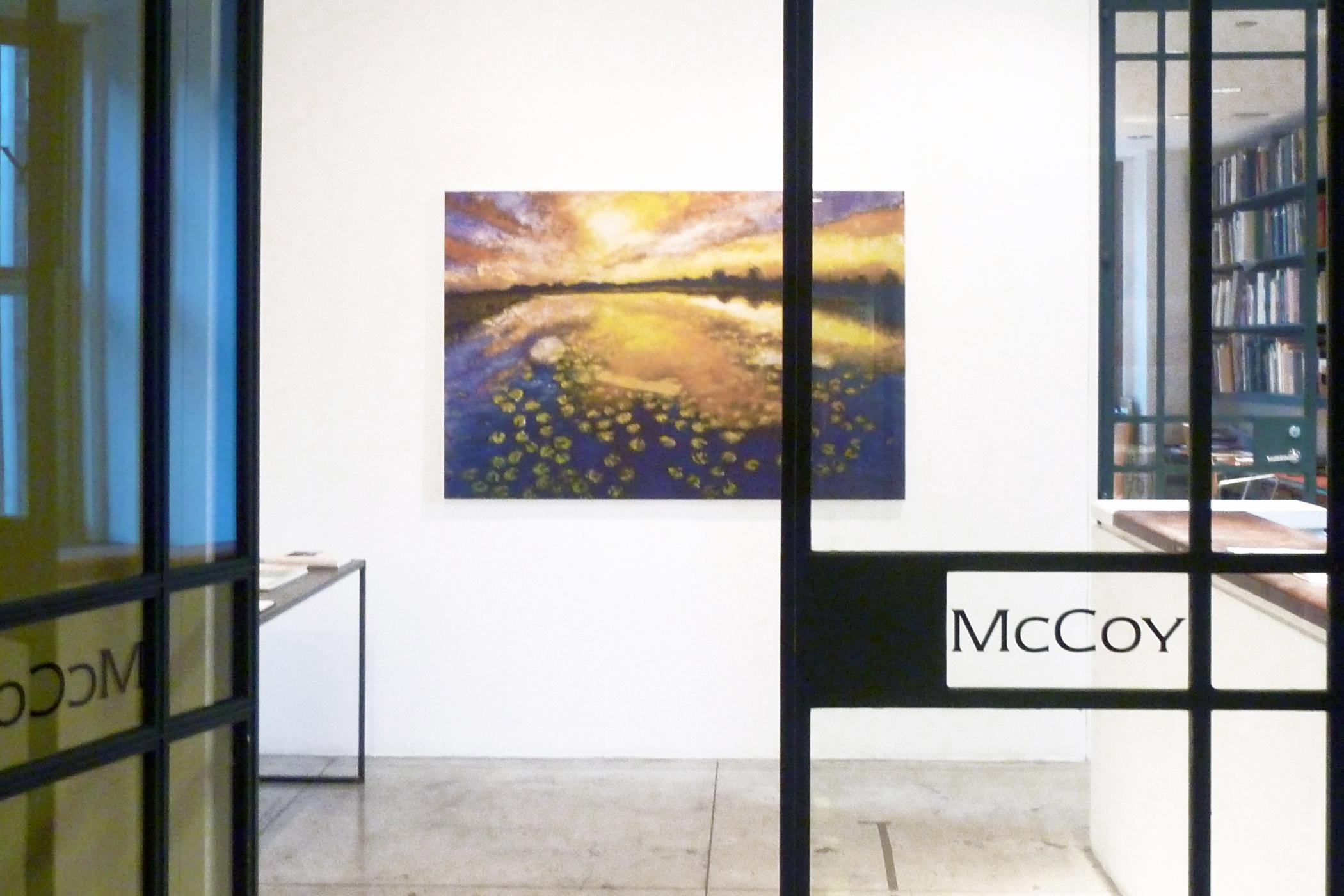 ANNELIES STRBA , Installation views, Jason McCoy Gallery, New York, 2010.