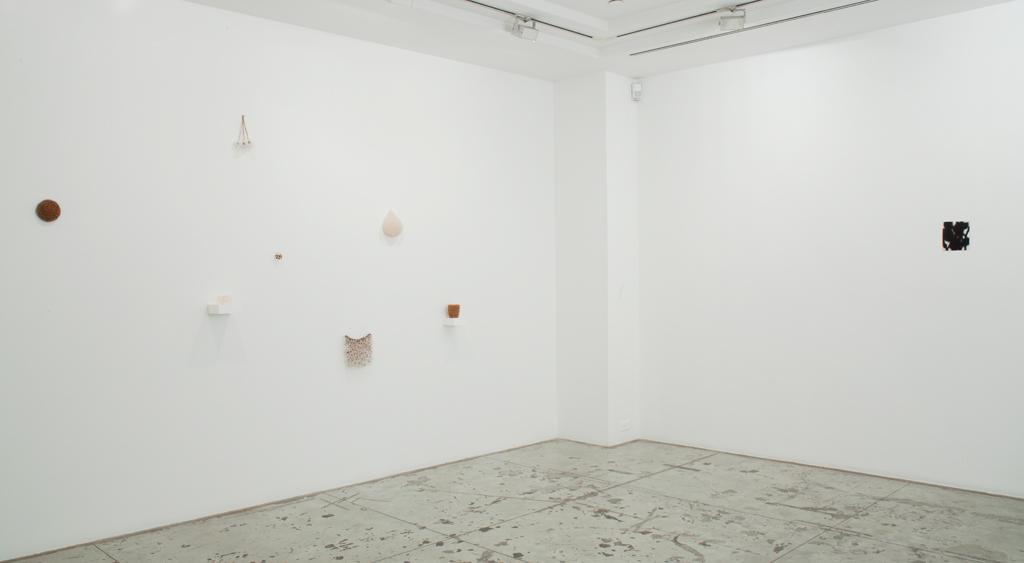 Christiane Löhr , Installation view at Jason McCoy Gallery, 2013.
