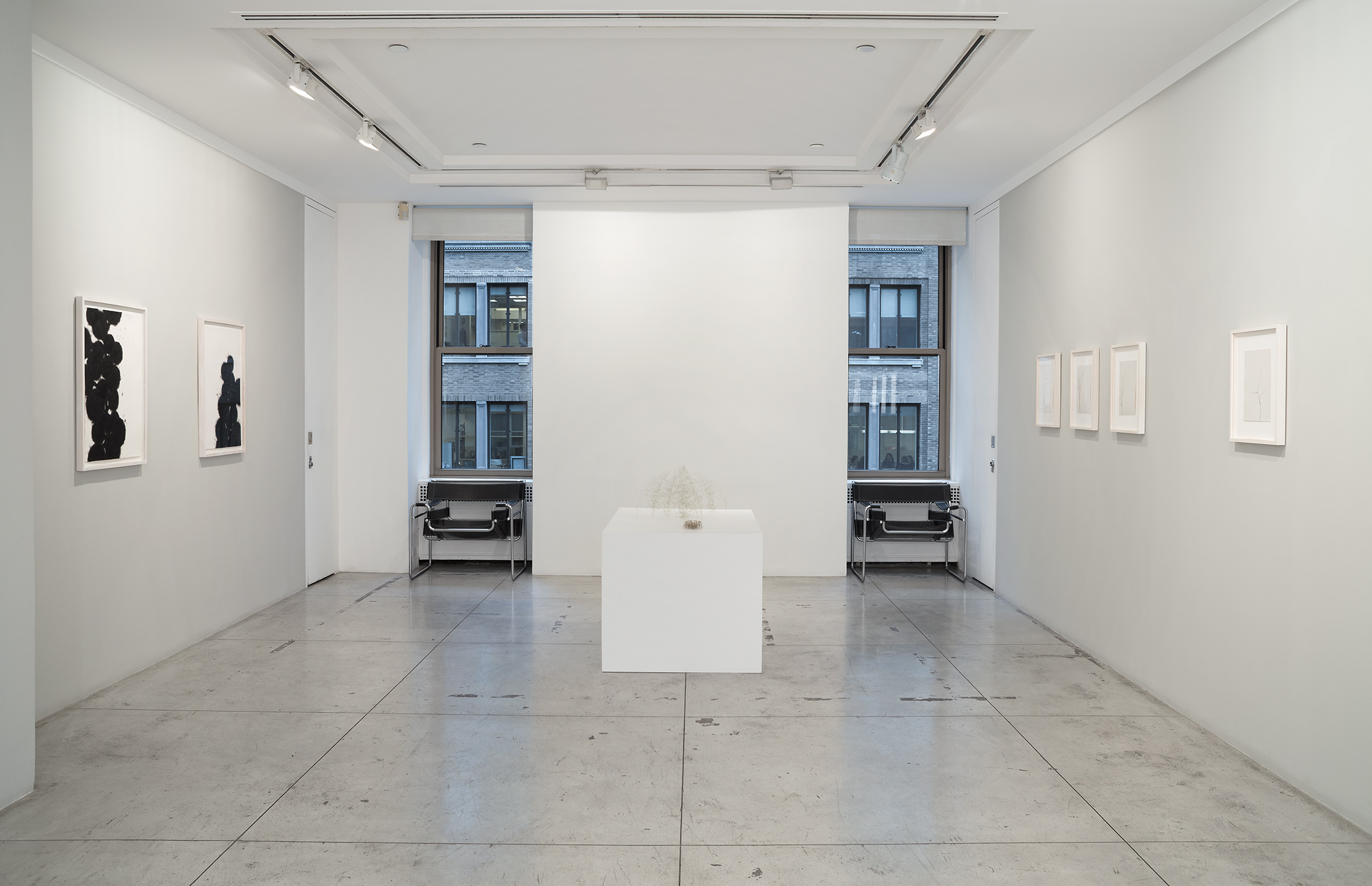Christiane Löhr: diffuse,  Installation view at Jason McCoy Gallery, 2018.