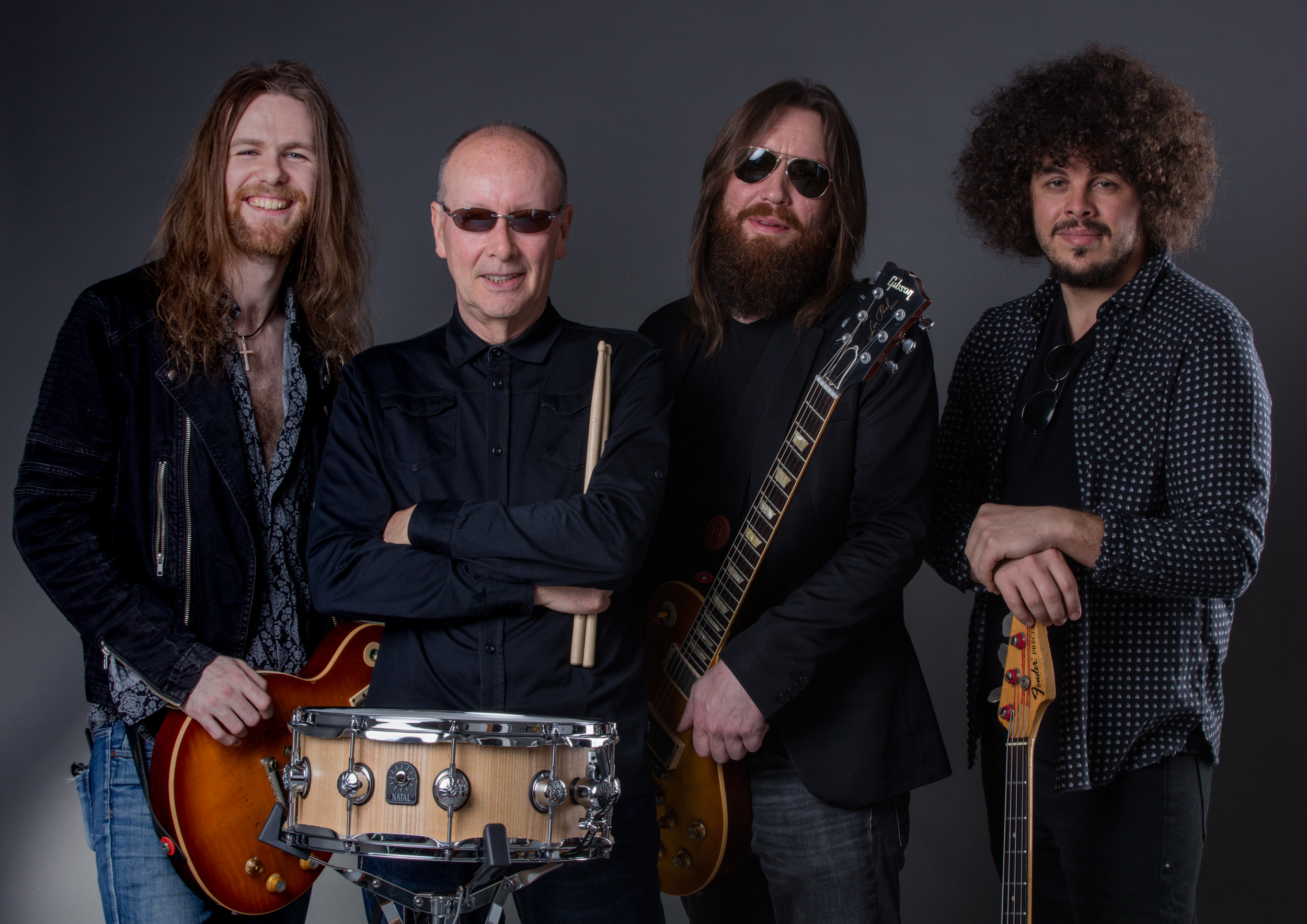 Brian Downey's Alive & Dangerous Plus Eric Bell & Special Guests