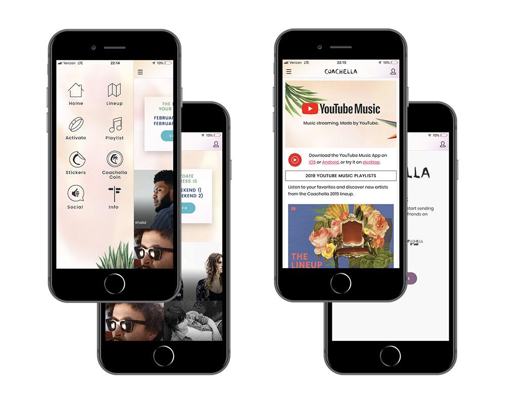 Coachella '19 Mobile App