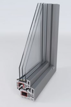 Vinyl WindowsAluminum Clad - Similar options to vinyl windows, aluminum clad for even greater durability