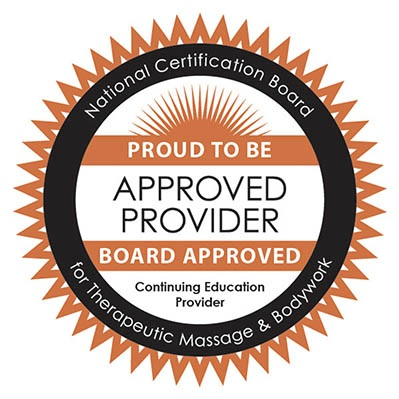 Approved NCBTMB Provider #1789