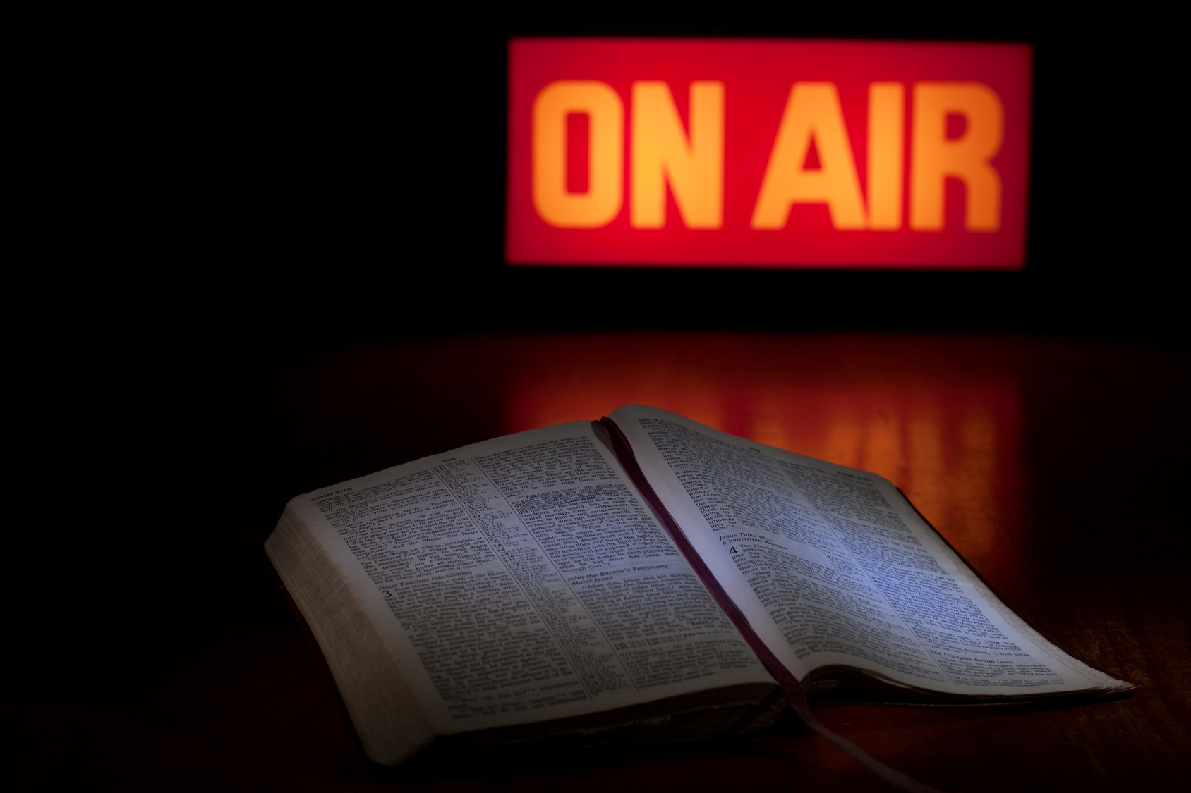 Truth Matters Radio Ministry - You can hear us on EquipFM at 9:30am Monday-Friday on 91.7 Lynchburg or 93.9 Roanoke.