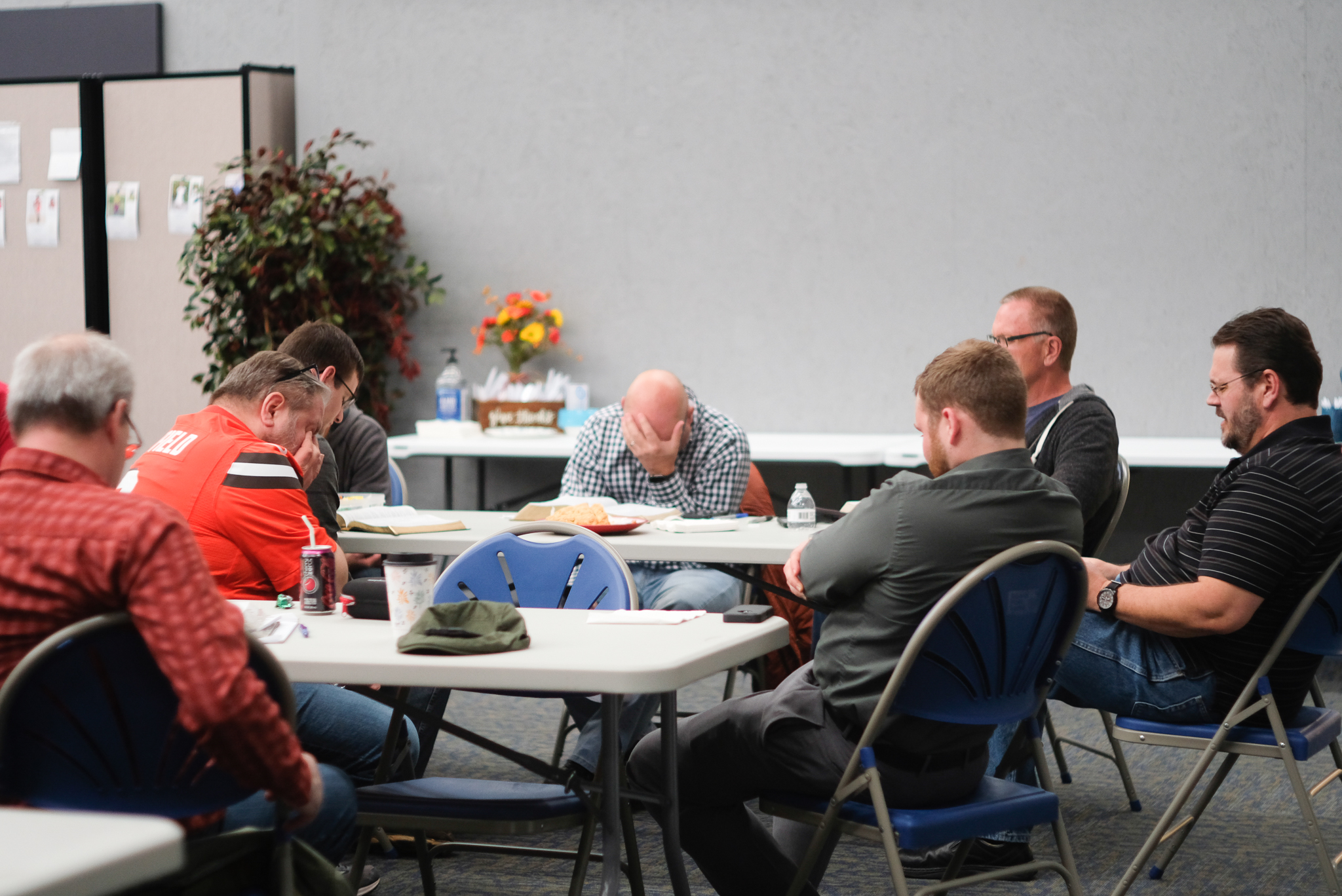 Wednesday Night Prayer Group - Please join us every Wednesday night for corporate prayer.Meets: 6:30pm on Wednesday