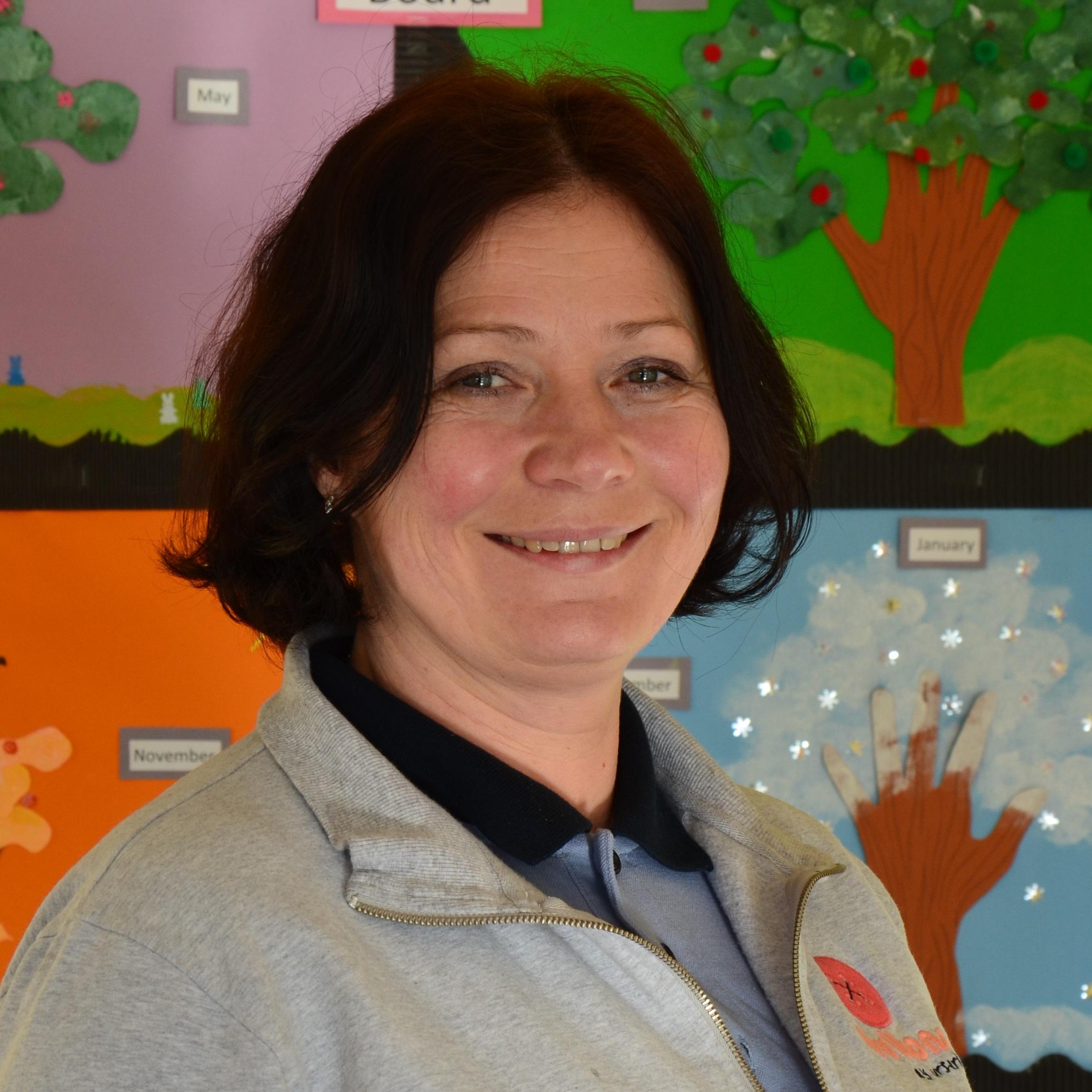 Gosia Kotarska - Deputy Manager |