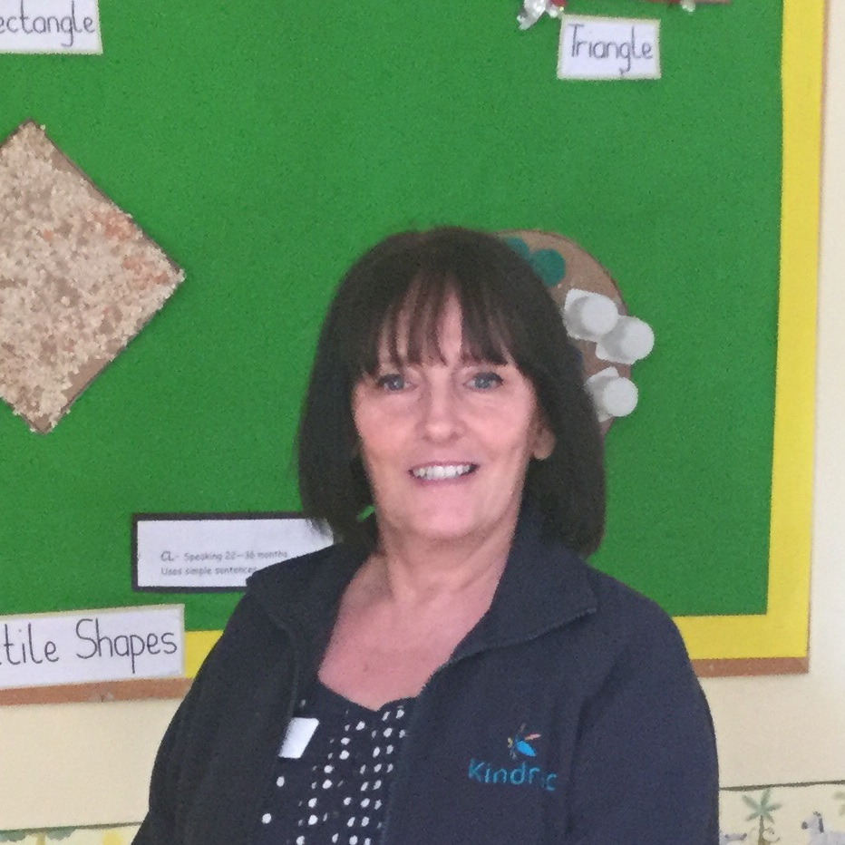 Mrs Woodgate - Nursery Manager | I am the Nursery Manager at Kindred Little Learners in Bromley. I started my childcare career in 1992 and have worked at Little Learners Early Years Centre since September 2001. I have been the Nursery Manager since 2005. In childcare, I gained my Diploma is Pre School Practice (DPP) in 1996, level 3 in 1999, level 4 in 2009 and level 5 in 2018. In management, I gained my level 3 and 4 certificates in 2005 with Chartered Management Institute and level 5 in 2018. Over the years I have attended many courses including Paediatric First Aid training, Food Hygiene and Safeguarding. I am part of Kindred Little Learners Safeguarding Team.