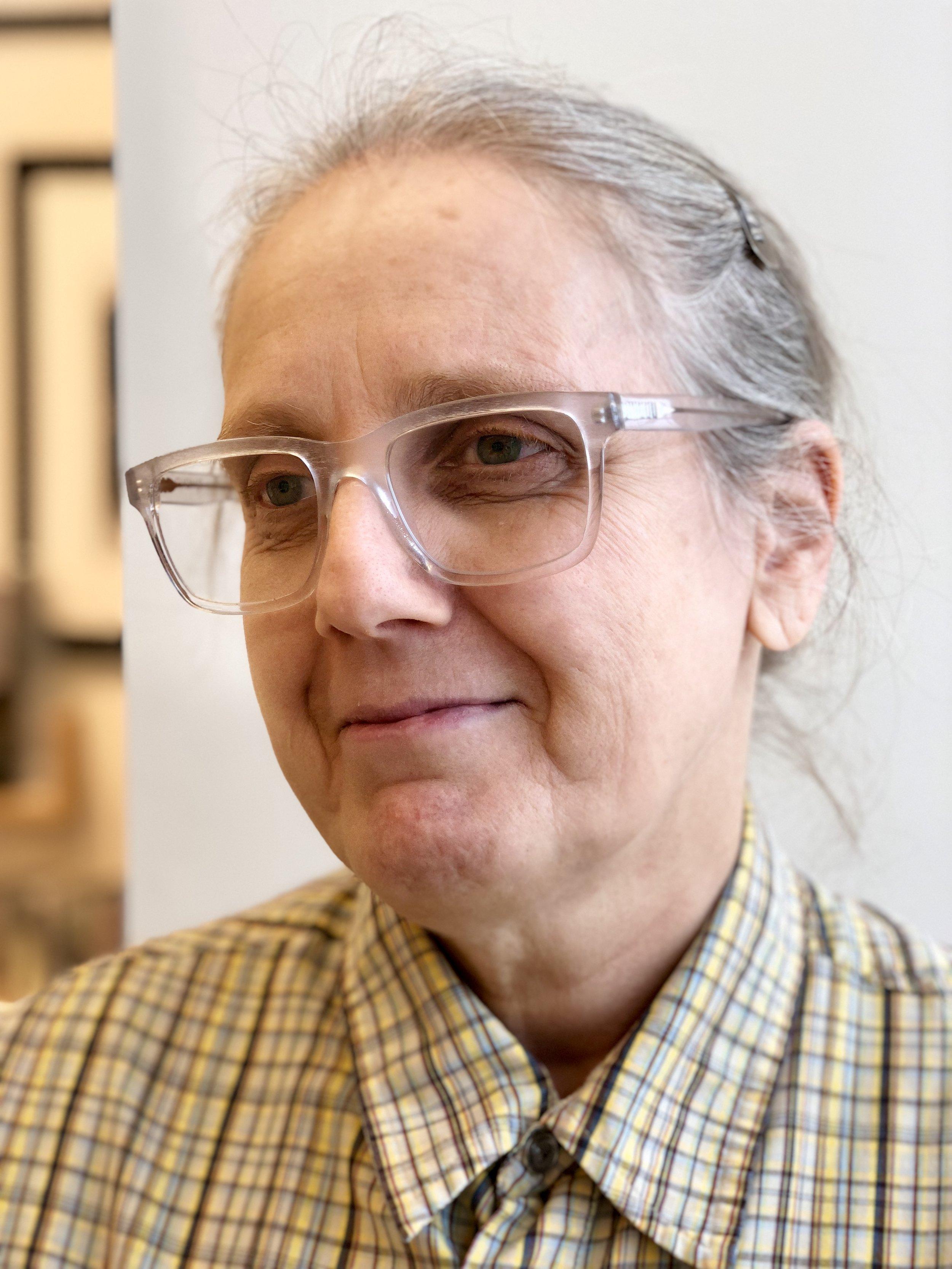 Deborah Griffing - Headshot