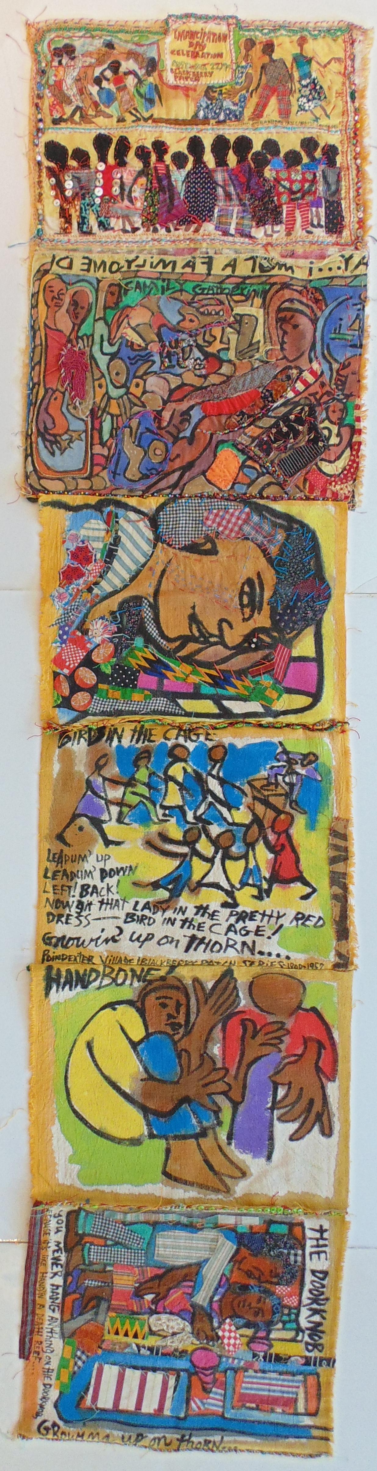 Aminah Robinson - Emancipation Day Celebration