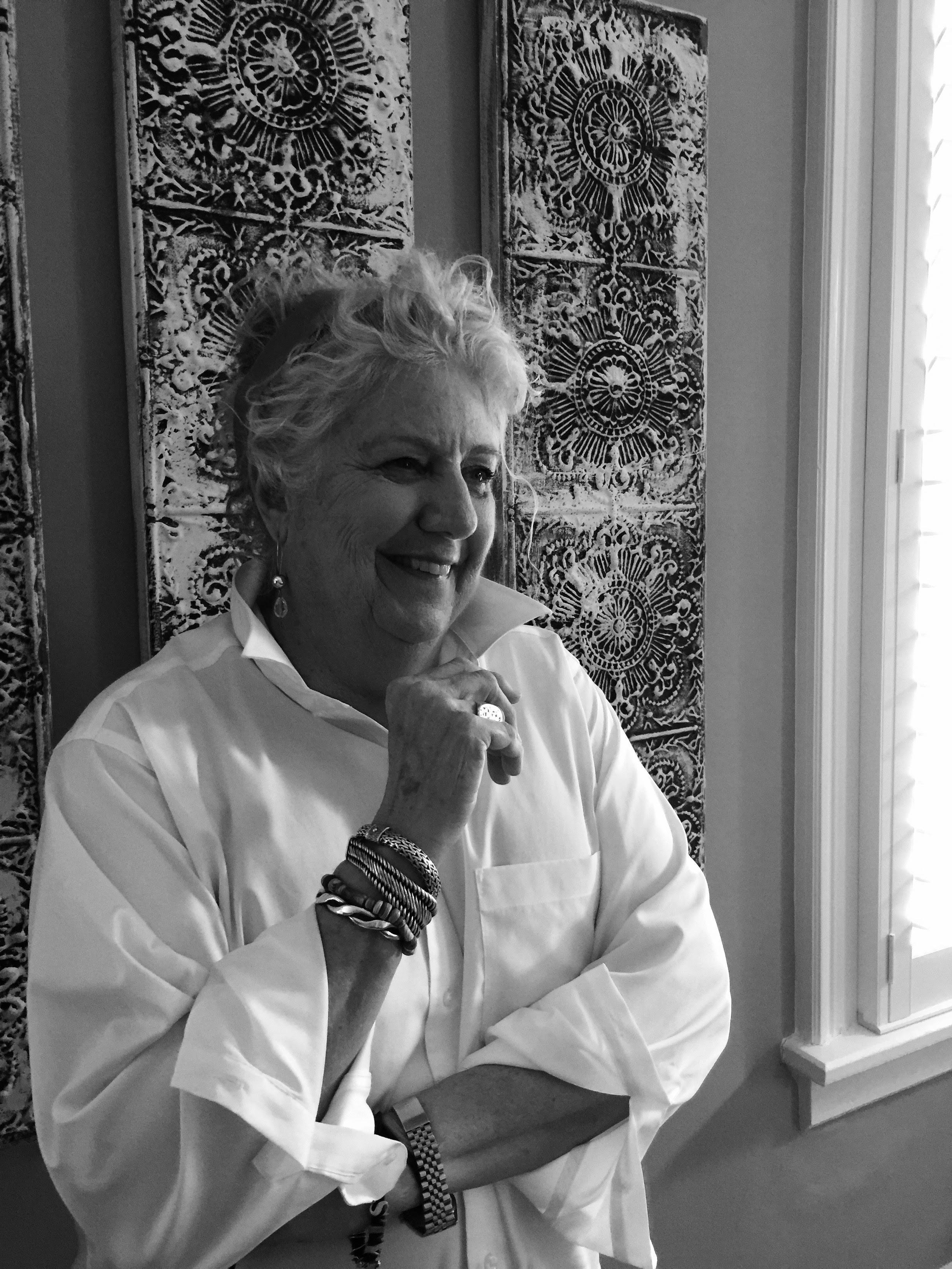 Nancy Smeltzer - Headshot