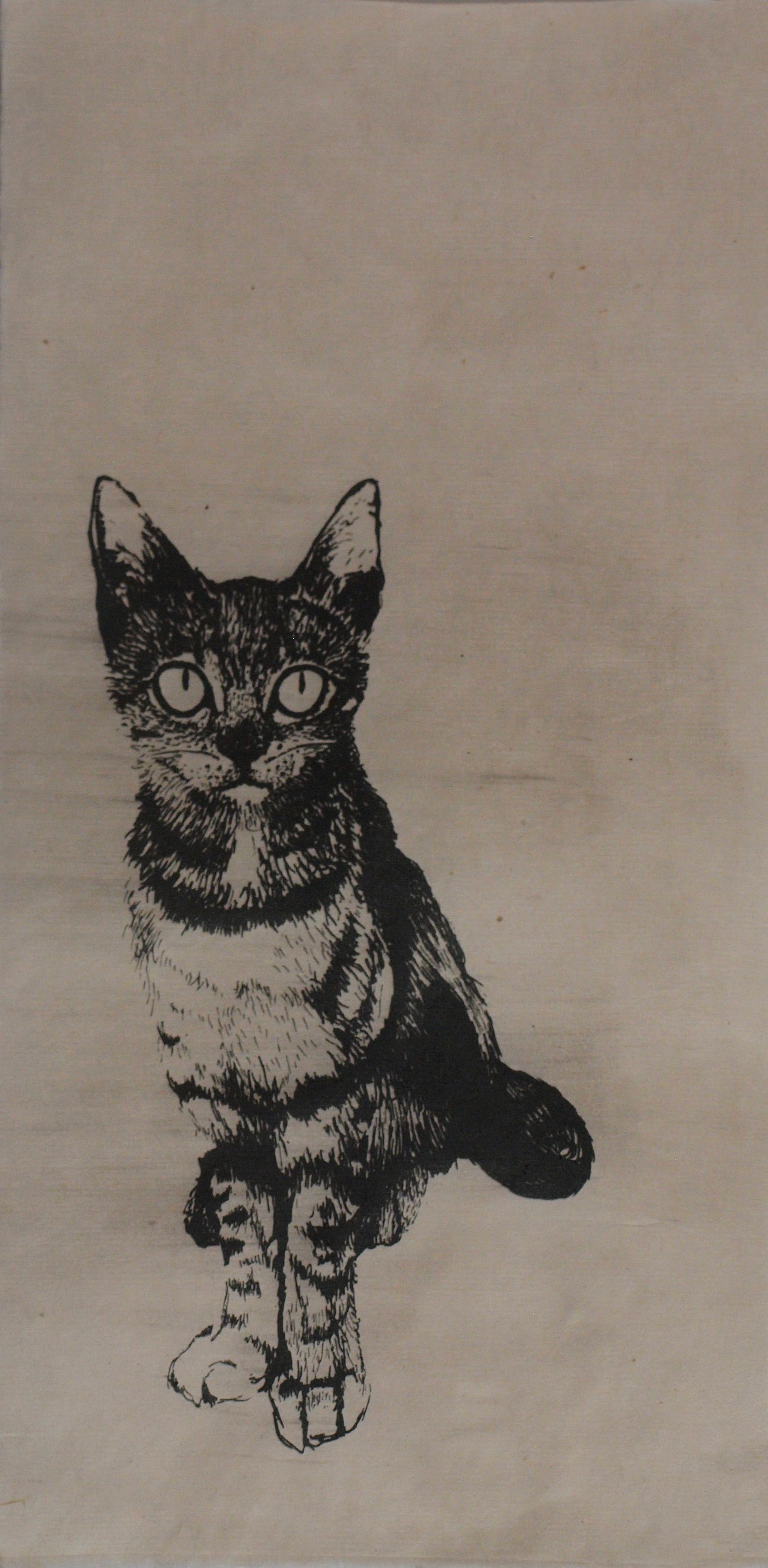 """""""Feral Kitten: II"""""""