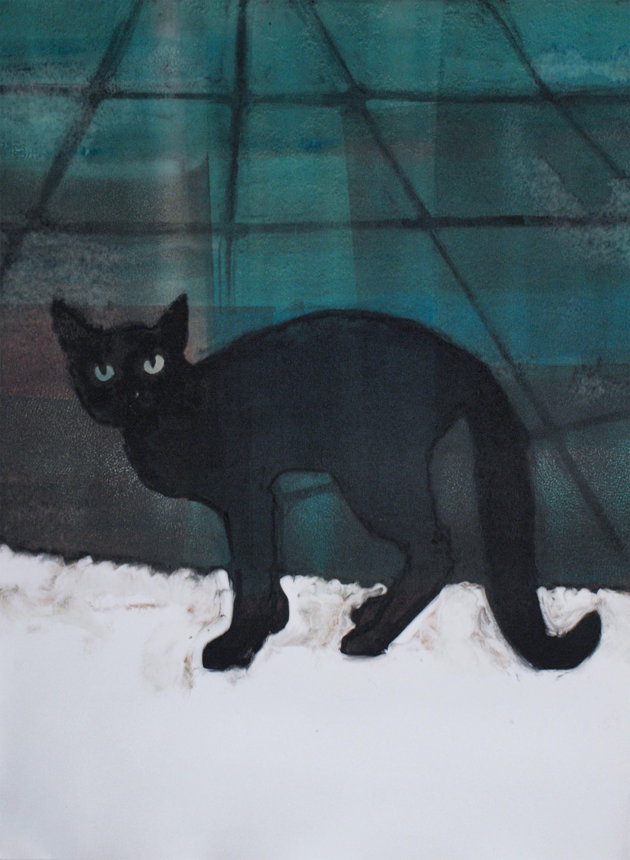 """""""Feral Cat"""""""
