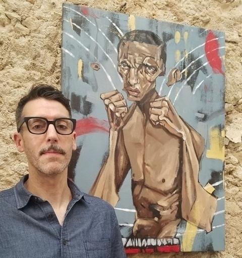Joey Monsoon in Matanzas.