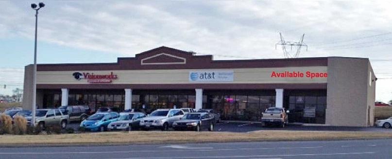 115 Mall Circle Drive, Murfreesboro - (River Pointe Shopping Center)