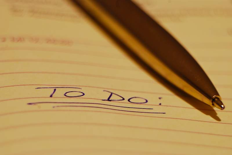 to do list graphic