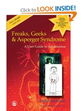 Freaks Geeks and Asperger Syndrome Cover