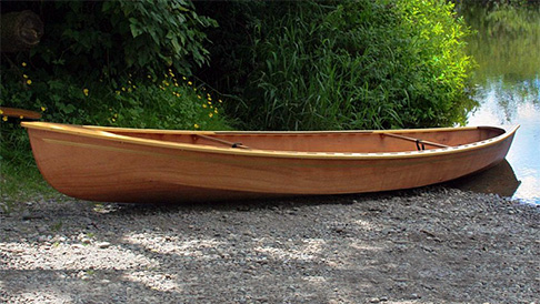 Moccasin 14 — from B&B Yacht Designs - Length 14′; Beam 28″; Weight 36 lbs.More details from B&B Yacht DesignsTo reserve your spot or to inquire about other possible boats that can be built at Family BoatBuilding, please contact Graham Byrnes at: 919-923-1464 or bandbkitboats@gmail.com