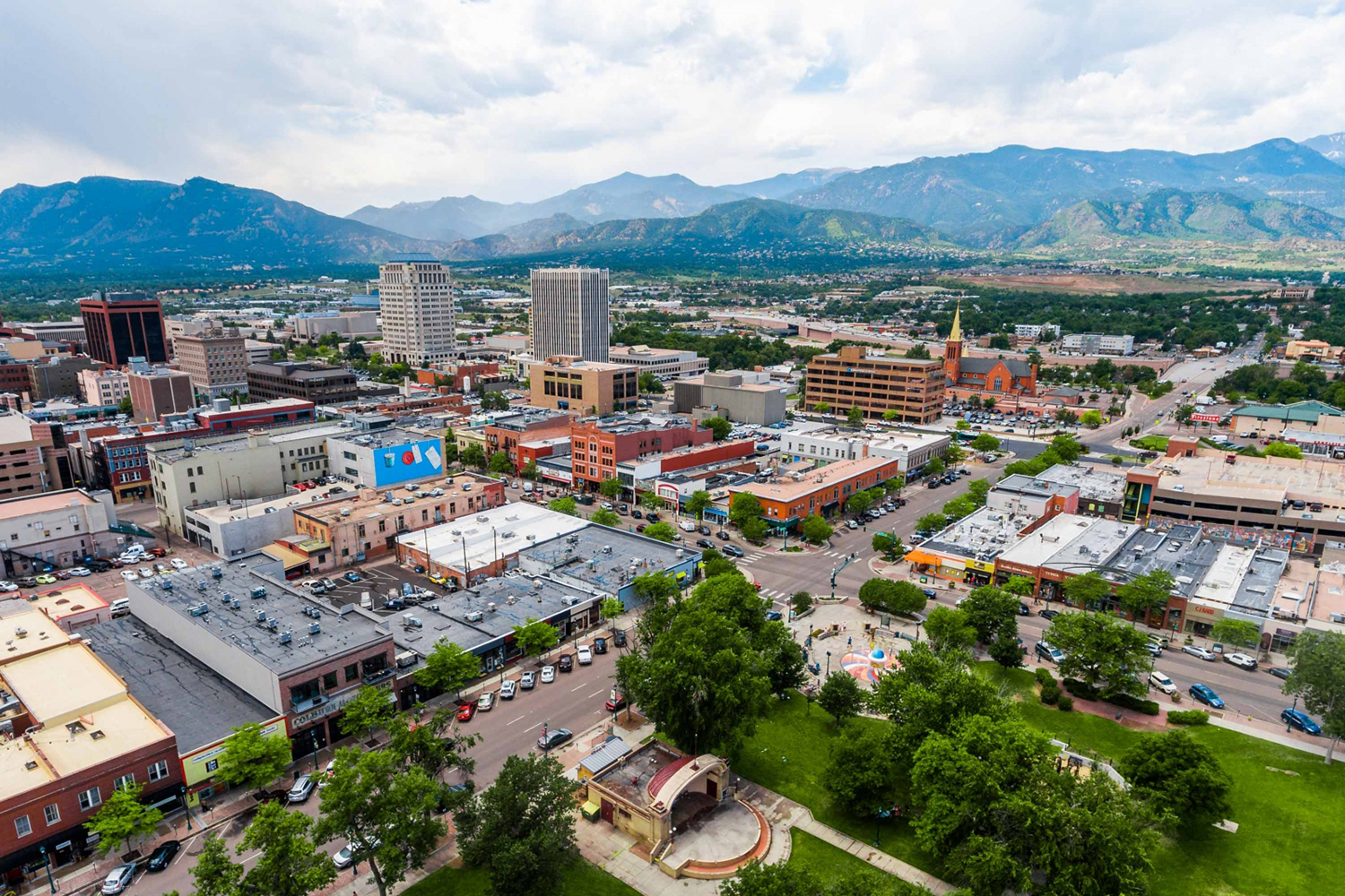 colorado springs -