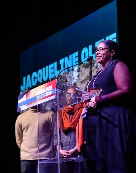 Jacqueline Olive - Independent Filmmaker, Speaker, Writer, and Immersive Media Producer
