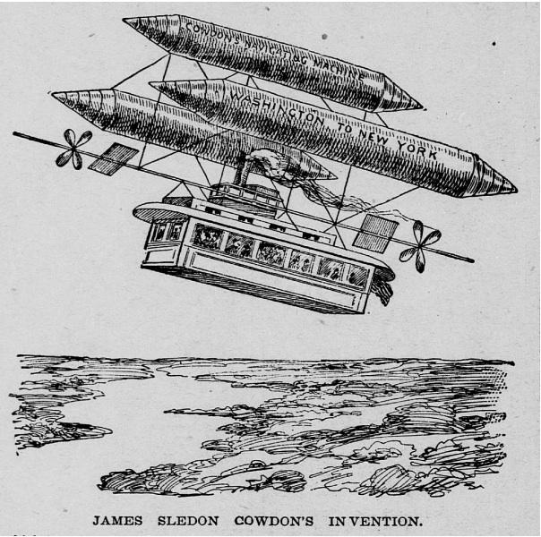 1897 May 9 Saint Paul Globe - St Paul MN james sledon cowdon.jpg