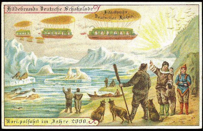 Summer Holidays at the North Pole