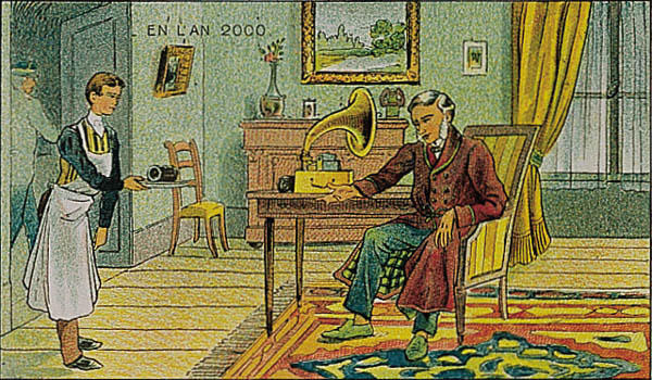 Phonographic Message