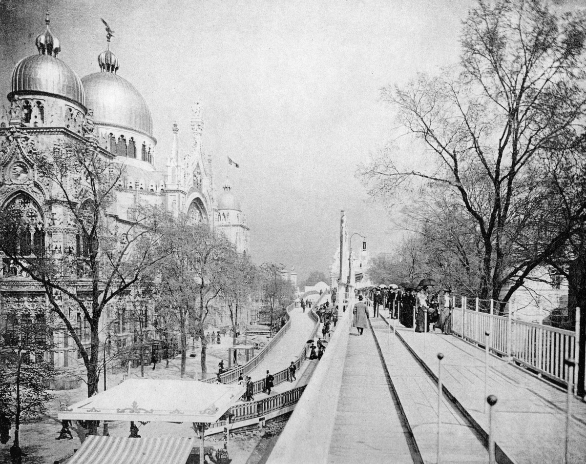 Paris Exposition Reproduced From The Official Photographs