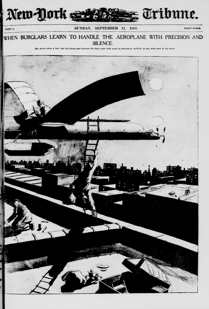 1910 Sept 11 New York Tribune paleo-future.jpg