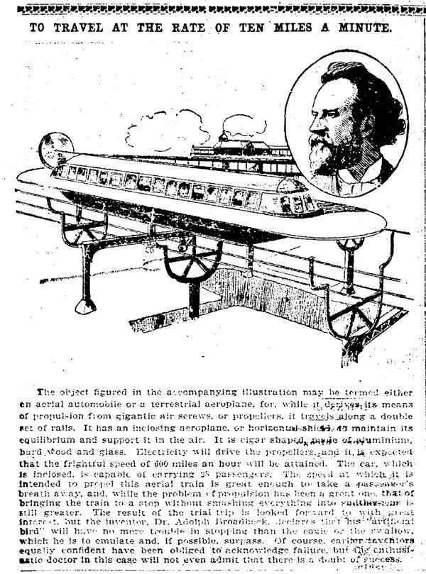 1901 Sept 27 Lincoln Evening News - Lincoln NE paleofuture paleo-future.jpg