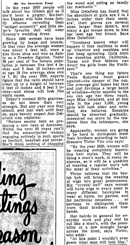 1949 Dec 24 Daily Capital News - Jefferson City MO paleo-future women.jpg