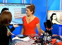 Patriotic Fashion, July 2014