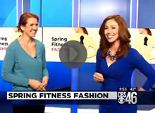 Spring Fitness Fashion, March 2014