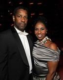 Pauletta and Denzel Washington 2010 Tony Awards 1.jpg