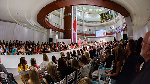 Jeffrey Fashion Cares  September 2018
