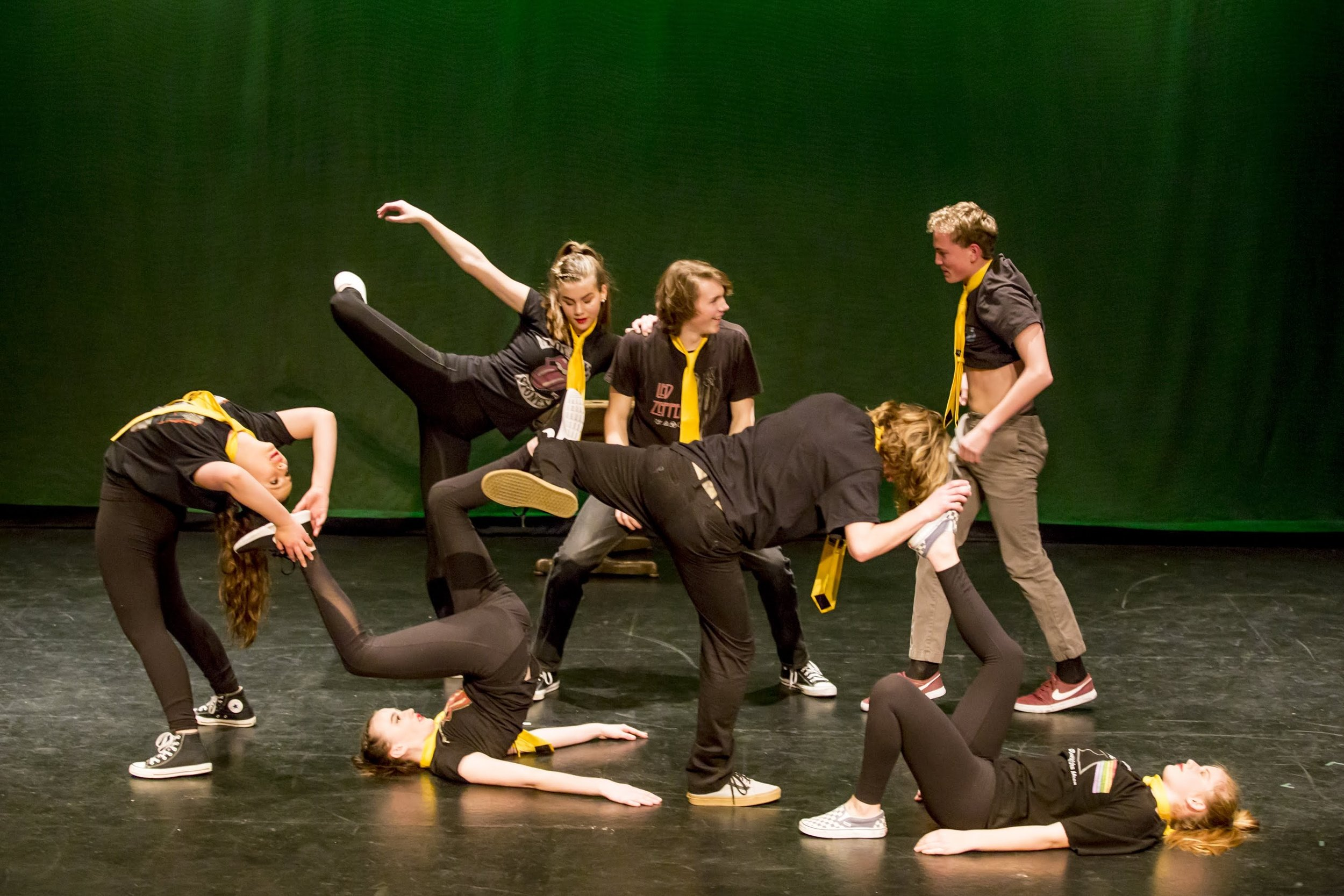 Crested Butte School of Dance - 5:00-5:45pm: Opening procession