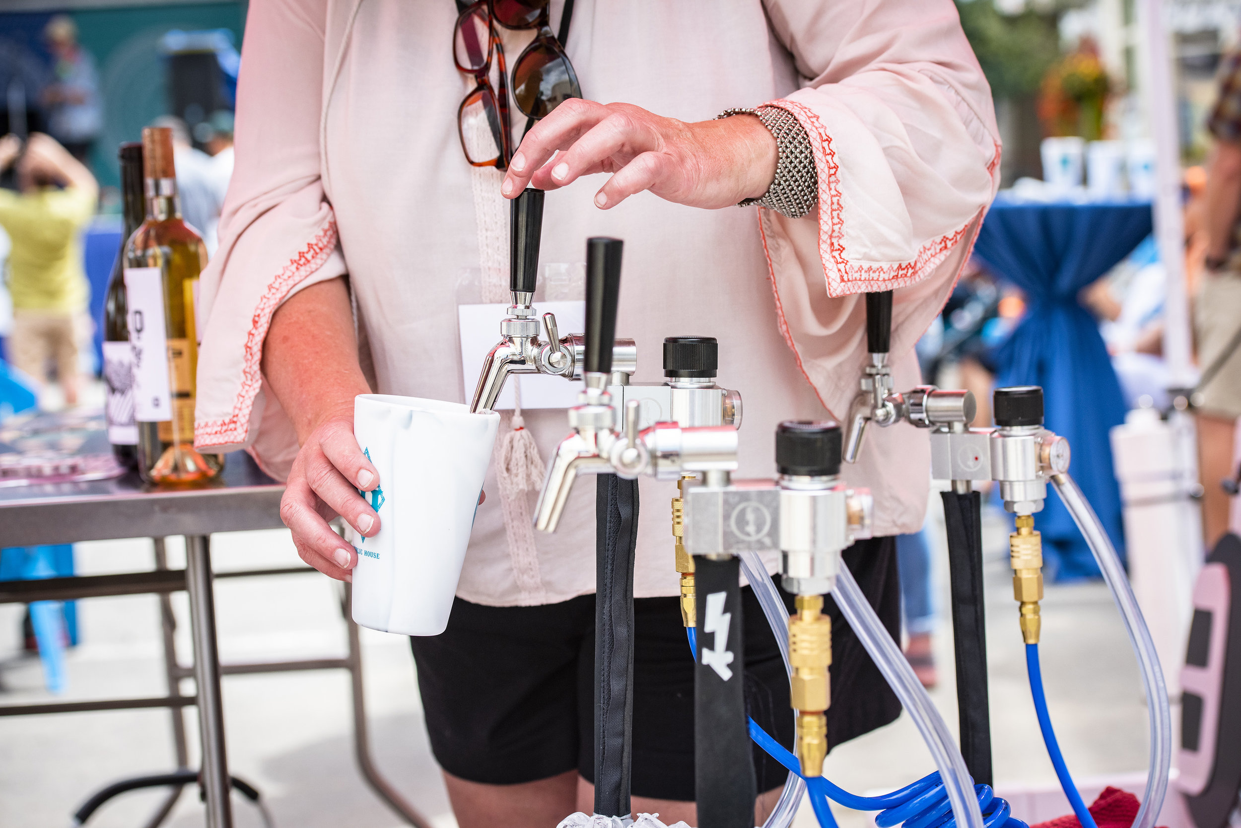 Beer, Wine, & Spirits Pavilion -