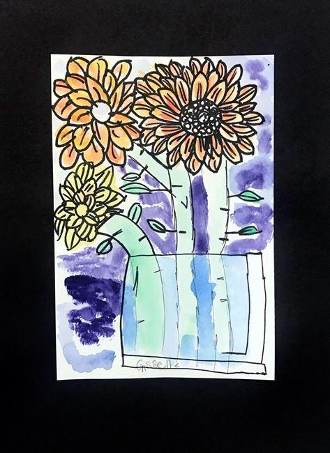 5th Grade Watercolor
