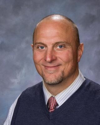 Eric DeVries, Head of School   B.S. Theology