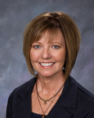 Carole Reeves, Administrative Assistant