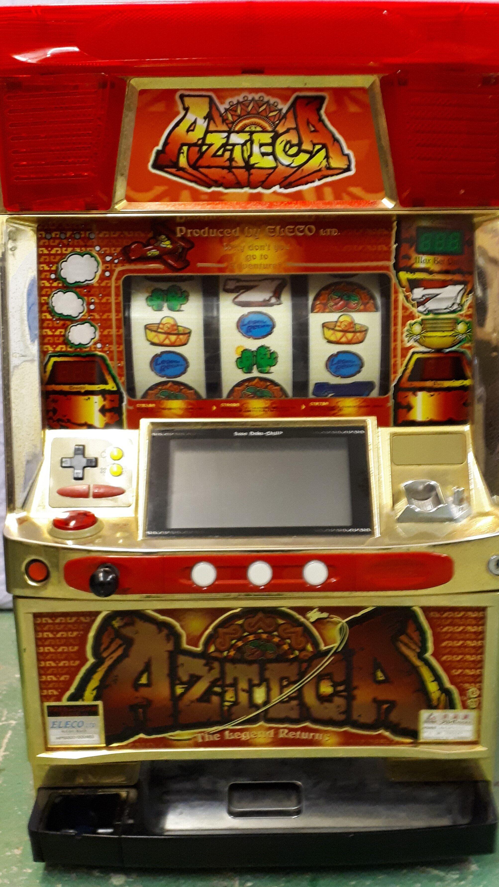 pachi slot machine manual